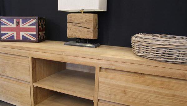 Quel entretien pour des meubles en teck ?