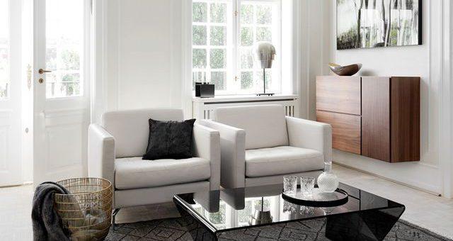 Conseils pour l'aménagement d'un petit salon