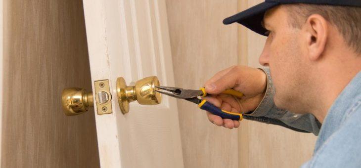 Le serrurier : le garant de sécurité d'un domicile