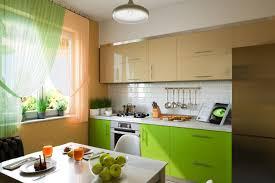 couleurs pour petite cuisine