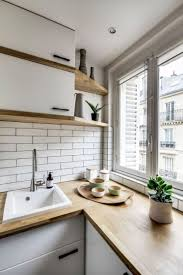 exploiter espace de la petite cuisine