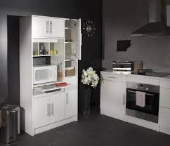 meuble blanc mat pour petite cuisine