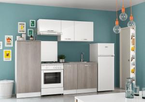 mobilier en kit petite cuisine